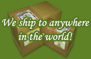 UV products shipping to anywhere in the world.